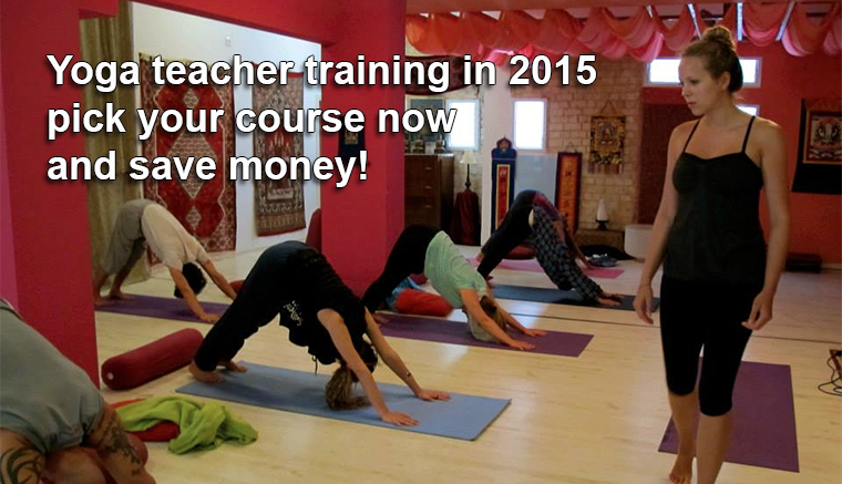 teacher training 2015
